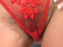 Cum On My Hairy Pussy No.03, Scene No.2