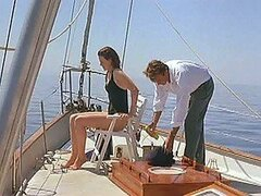 Sexy And Relaxing Sailboat Trip With Beautiful Nicole Kidman