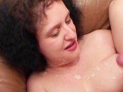 Two mature sluts enjoys hard banging